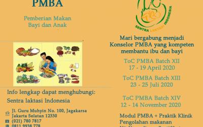 Pelatihan Konseling PMBA 2020