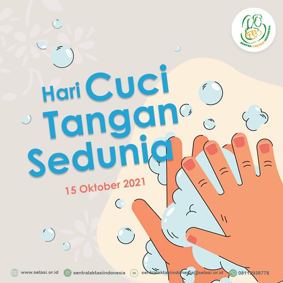 Hari Cuci Tangan Sedunia 2021